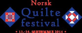 Norwegian Quilt Festival Logo