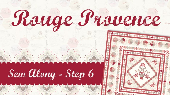 Rouge Provence Step 6