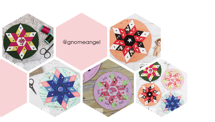 Round We Go Month One Sue Daley Designs Blog