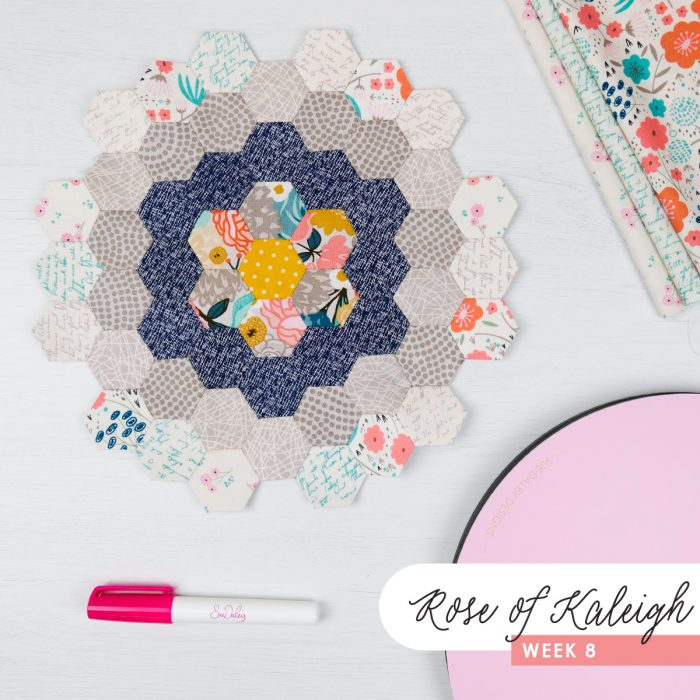 Rose of Kaleigh Step 8