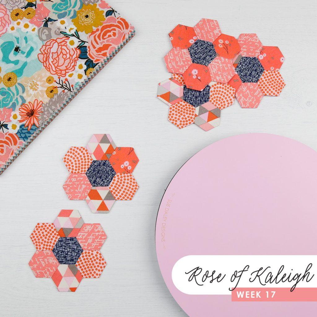 Rose of Kaleigh Step 17