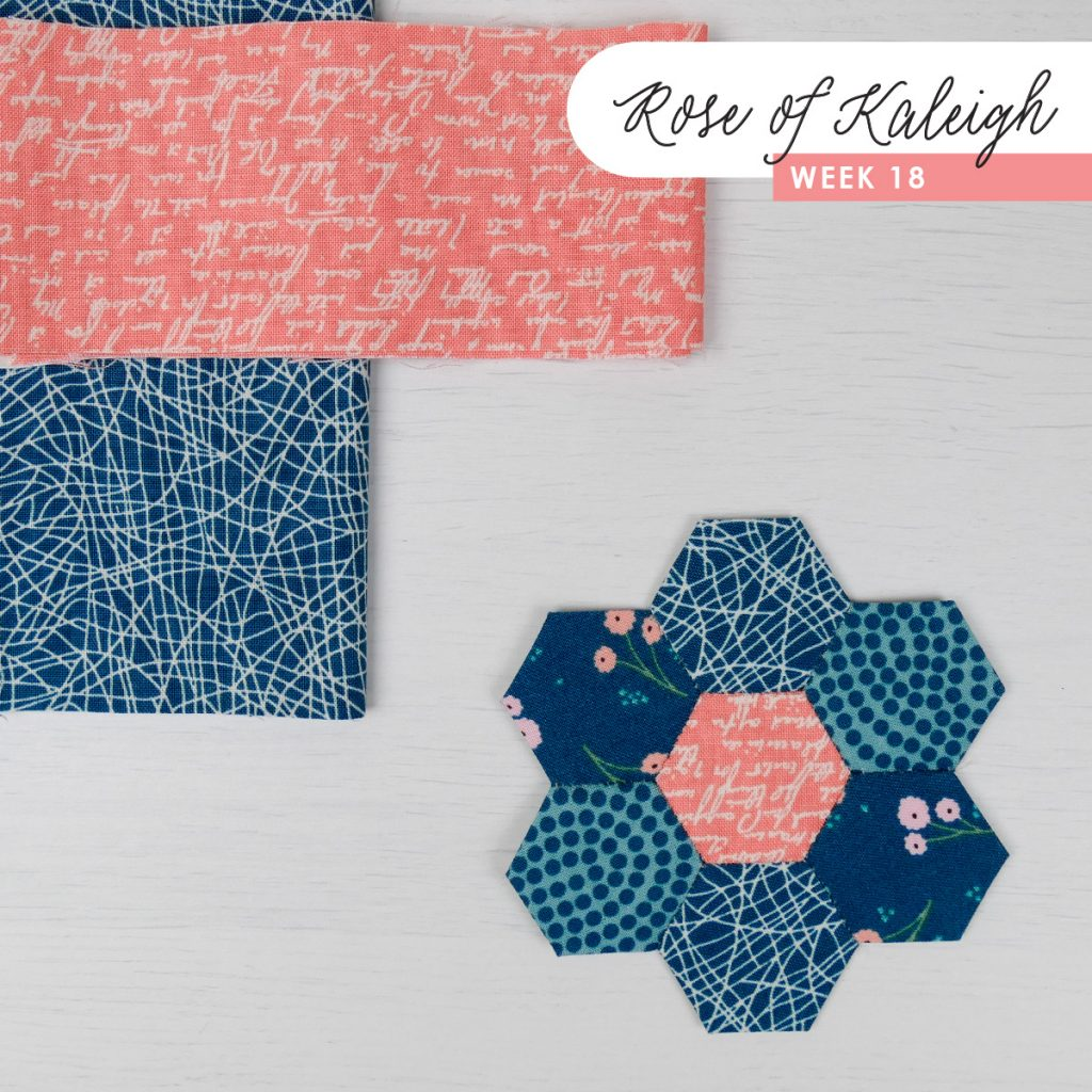 Rose of Kaleigh Step 18